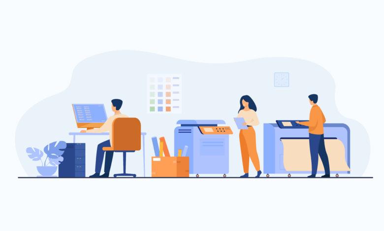 Печать рекламных брошюр для бизнеса