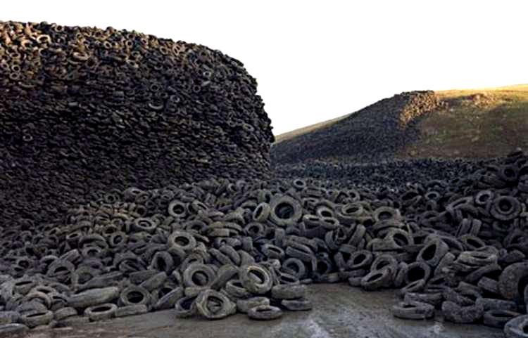 Photo of Как заработать на переработке шин
