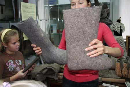 Photo of Как заработать на производстве валенок