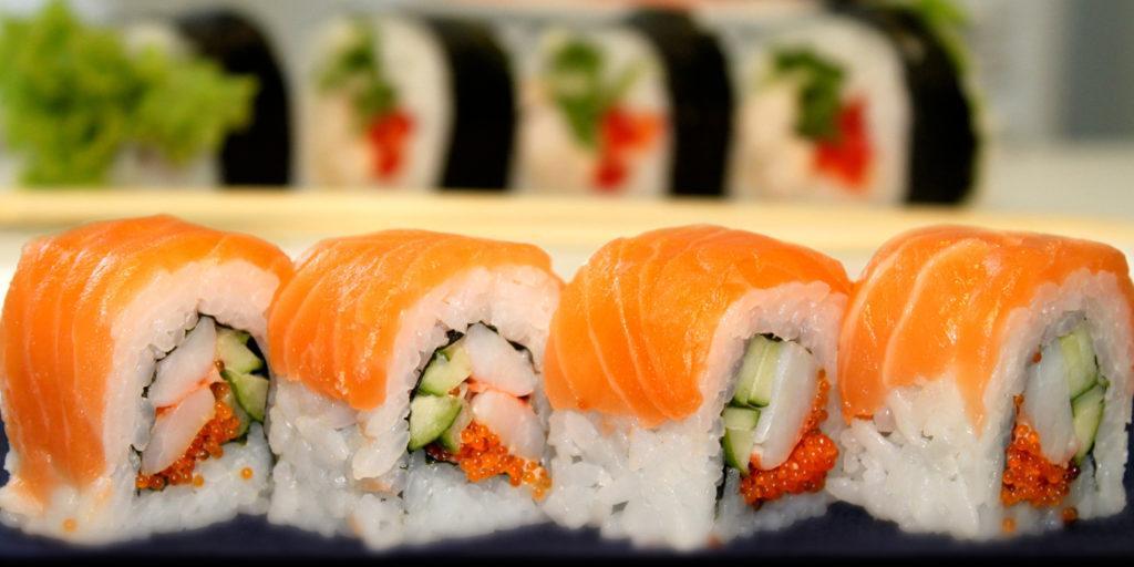 открыть суши бар бизнес план
