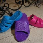 Что потребуется для производства обуви из ЭВА