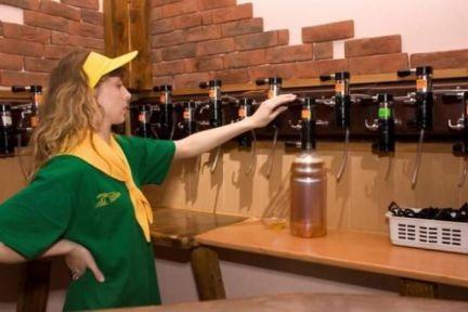 идея для бизнеса: магазин разливного пива