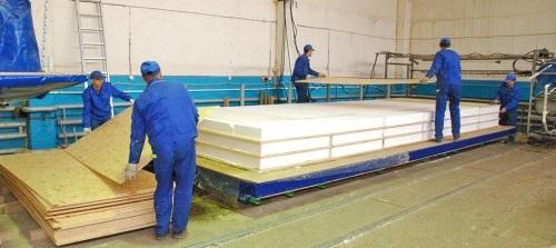 как начать производство сип-панелей