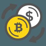 На каком обменнике можно выгодно обменять биткоины