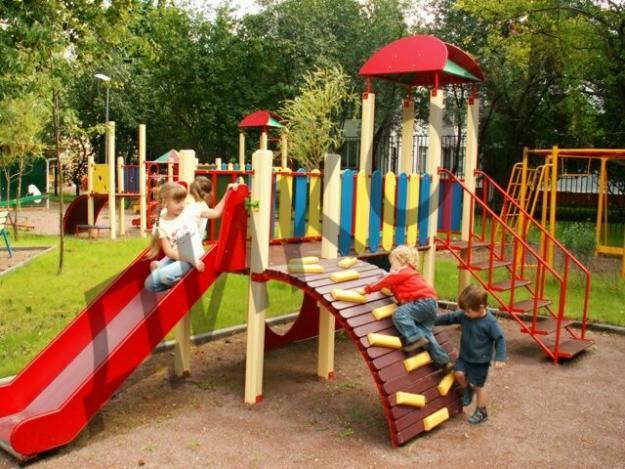Photo of Идея для бизнеса — производство детских игровых площадок
