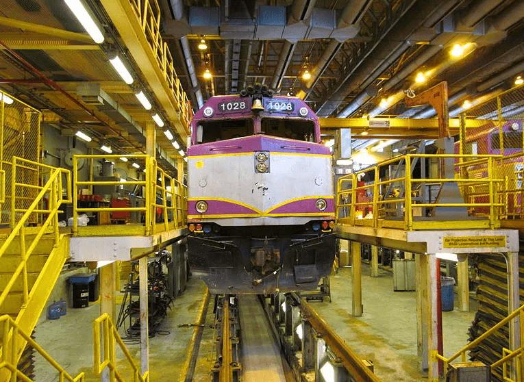 Техническое обслуживание и ремонт железнодорожного транспорта