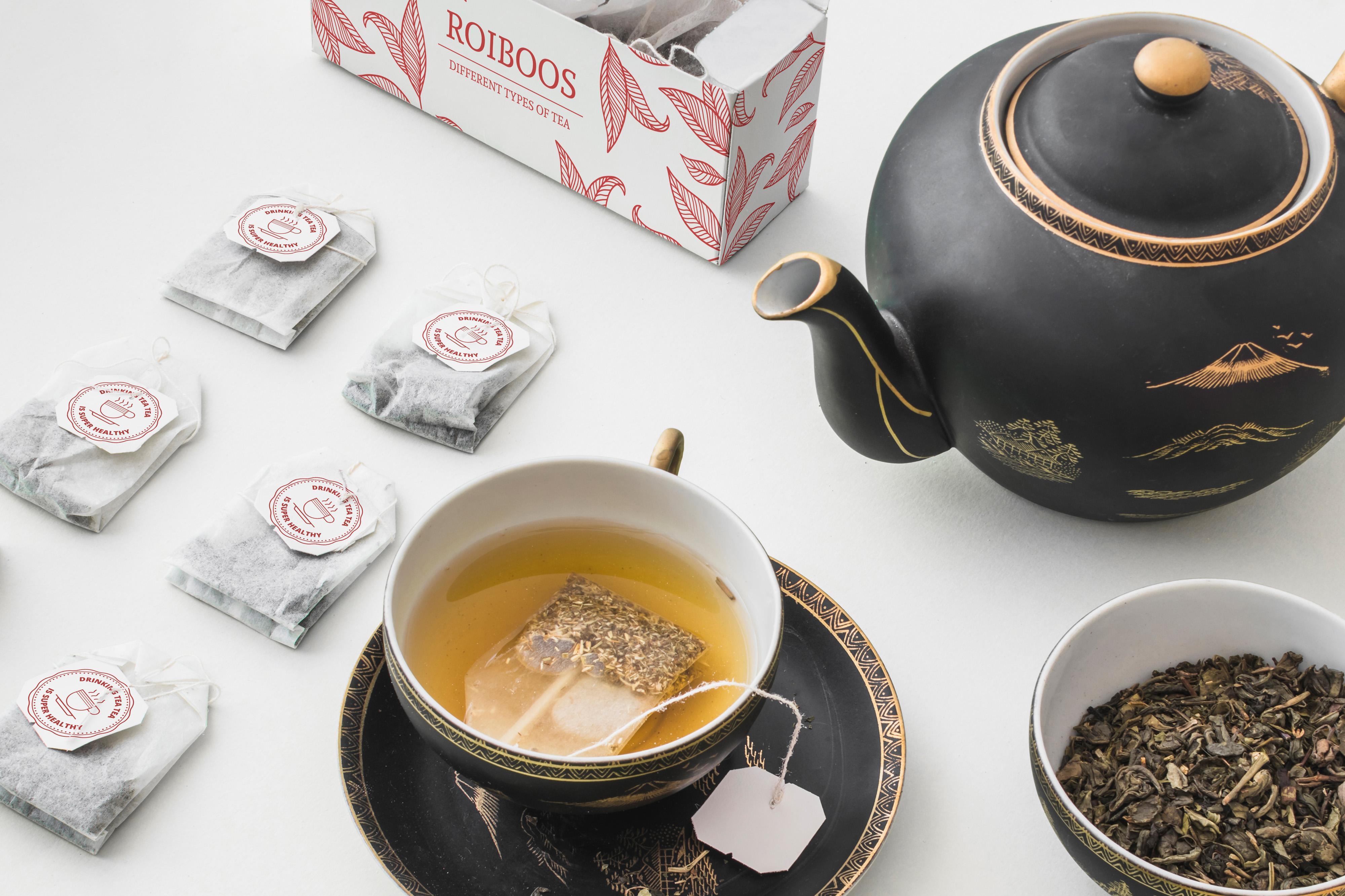 Правильно заваренный чай признак хорошего гостеприимства