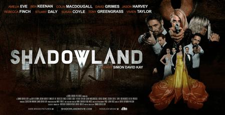 Фильм «Земля теней»/ Shadowland (2021 г.)